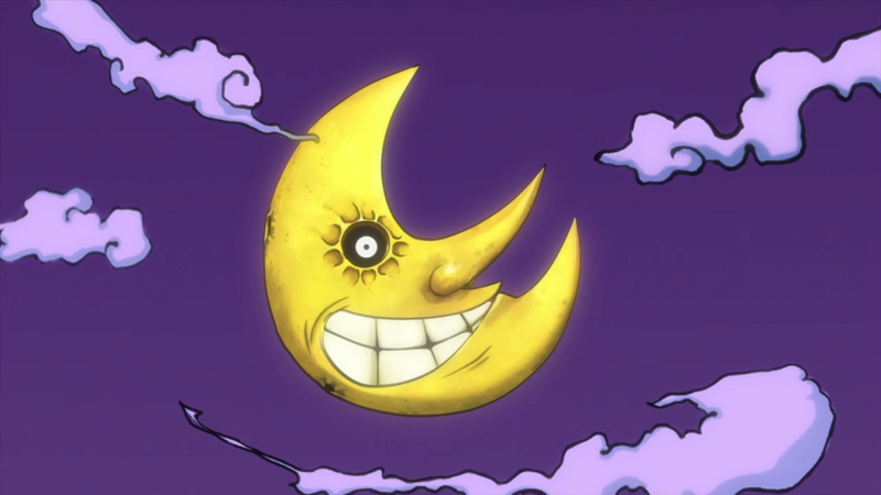 Moon from Soul Eater