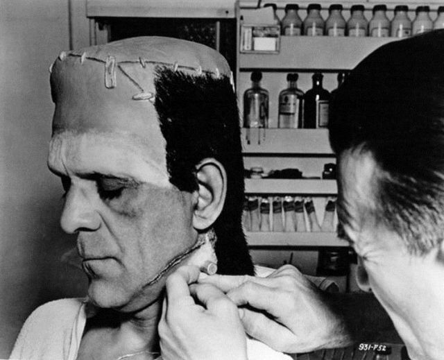 frankensteins-monster-movie-makeup-transformations